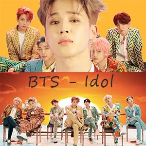 موزیک ویدیو bts - idol با زیرنویس فارسی و کره ای