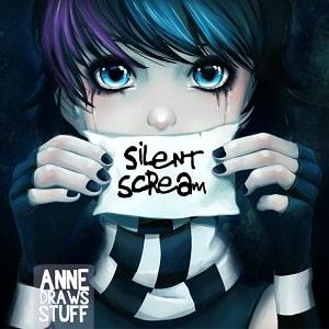 دانلود موزیک ویدو Silent Scream از Anna Blue با زیرنویس فارسی