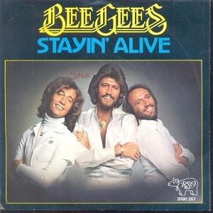 موزیک ویدیو Bee Gees - Stayin' Alive (1977) با زیرنویس فارسی