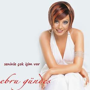 موزیک ویدیو Ebru GUNDES - Seninle Cok Isim Var با زیرنویس فارسی