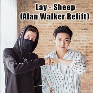موزیک ویدیو Lay - Sheep (Alan Walker Relift) با زیرنویس فارسی