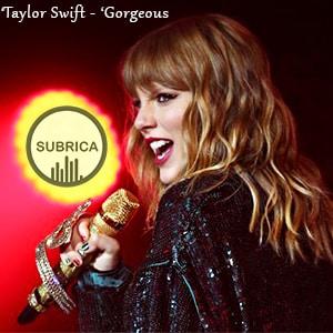 اجرای زنده Taylor Swift - 'Gorgeous' با زیرنویس فارسی