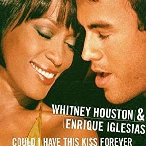 دانلود موزیک ویدیو Could I Have This Kiss Forever از Enrique Iglesias و Whitney Houston با زیرنویس فارسی