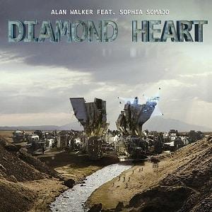 دانلود موزیک ویدیو Alan Walker - Diamond Heart با زیرنویس فارسی