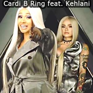 موزیک ویدیو Cardi B Ring feat. Kehlani با زیرنویس فارسی