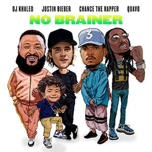 موزیک ویدیو DJ Khaled - No Brainer (Official Video) ft. Justin Bieber, Chance the Rapper, Quavo با زیرنویس فارسی