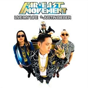 موزیک ویدیو Far East Movement - Live My Life ft. Justin Biebe با زیرنویس فارسی