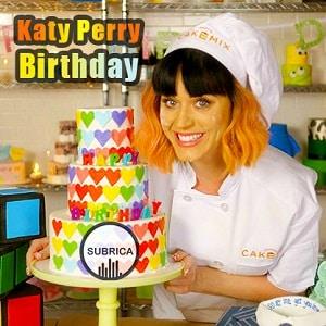موزیک ویدیو کیتی پری تولد Katy Perry - Birthday با زیرنویس فارسی