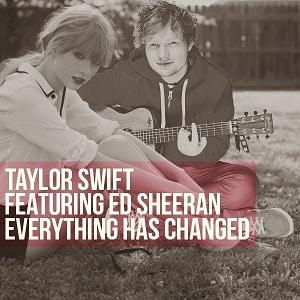 موزیک ویدیو Taylor Swift - Everything Has Changed ft. Ed Sheeran با زیرنویس فارسی