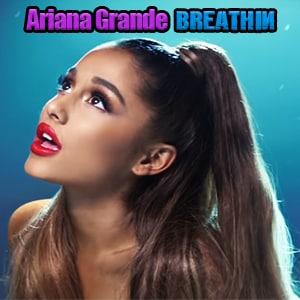 موزیک ویدیو Ariana Grande - breathin با زیرنویس فارسی