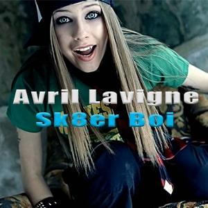 موزیک ویدیو Avril Lavigne - Sk8er Boi با زیرنویس فارسی