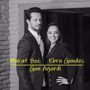 موزیک ویدیو Murat Boz & Ebru Gundes - Gun Agardi با زیرنویس فارسی و ترکی