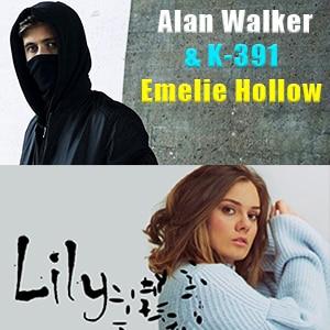موزیک ویدیو Alan Walker, K-391 & Emelie Hollow - Lily با زیرنویس فارسی