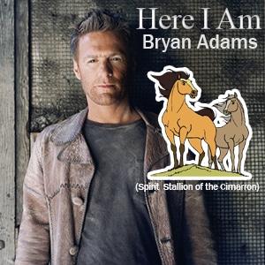 موزیک ویدیو برایان آدامز Bryan Adams - Here I Am با زیرنویس فارسی