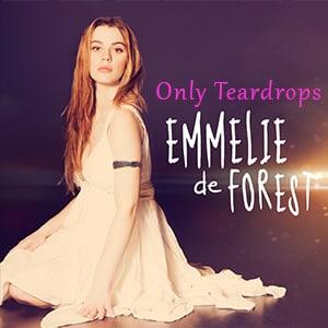 موزیک ویدیو Emmelie De Forest - Only Teardrops با زیرنویس فارسی