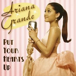 موزیک ویدیو Ariana Grande - Put Your Hearts Up با زیرنویس فارسی
