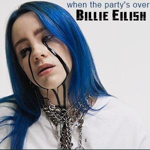 موزیک ویدیو Billie Eilish - when the party's over با زیرنویس فارسی