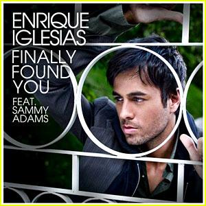 موزیک ویدیو Enrique Iglesias - Finally Found You ft. Sammy Adams با زیرنویس فارسی