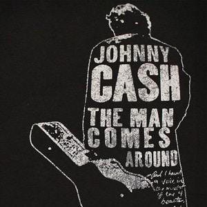دانلود کلیپ ویدیو The Man Comes Around از Johnny Cash با زیرنویس فارسی
