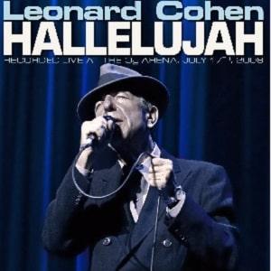 دانلود اجرای زنده Hallelujah از Leonard Cohen با زیرنویس فارسی
