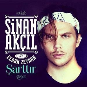 موزیک ویدیو sarttir از Sinan Akcil feat. Ferah Zeydan با زیرنویس فارسی و ترکی