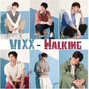 موزی ویدیو VIXX - Walking با زیرنویس فارسی