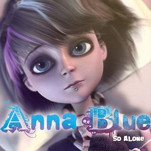 دانلود موزیک ویدیو So Alone از Anna Blue با زیرنویس فارسی