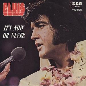اجرای زنده الویس Elvis - It's Now Or Never با زیرنویس فارسی