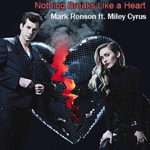 موزیک ویدیو Mark Ronson, Miley Cyrus - Nothing Breaks Like a Heart با زیرنویس فارسی