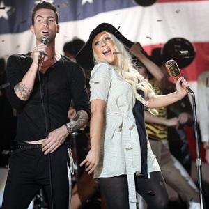 دانلود موزیک ویدیو Moves Like Jagger از Maroon 5 ft. Christina Aguilera با زیرنویس فارسی