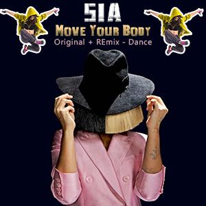 موزیک ویدیو Sia - Move Your Body با زیرنویس فارسی