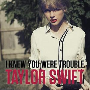 دانلود موزیک ویدیو I Knew You Were In Trouble از Taylor Swift با زیرنویس فارسی