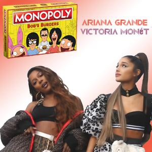 موزیک ویدیو Ariana Grande and Victoria Monet - MONOPOLY با زیرنویس فارسی
