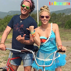 موزیک ویدیو Carlos Vives, Shakira - La Bicicleta با زیرنویس فارسی