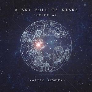 موزیک ویدیو Coldplay - A Sky Full Of Stars با زیرنویس فارسی