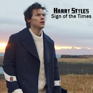 موزیک ویدیو Harry Styles - Sign of the Times با زیرنویس فارسی