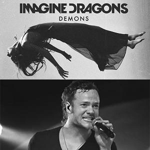 موزیک ویدیو Imagine Dragons - Demons با زیرنویس فارسی
