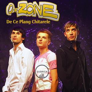 موزیک ویدیو اوزون O-Zone - De Ce Plang Chitarele با زیرنویس
