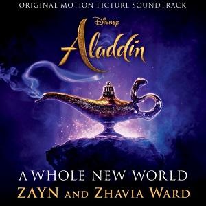 موزیک ویدیو ZAYN, Zhavia Ward - A Whole New World با زیرنویس فارسی
