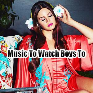 موزیک ویدیو Lana Del Rey - Music To Watch Boys To با زیرنویس فارسی
