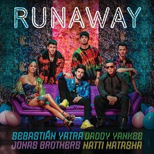 موزیک ویدیو Sebastian Yatra, Daddy Yankee, Natti Natasha - Runaway ft. Jonas Brothers با زیرنویس فارسی