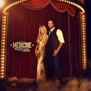 دانلود اجرای زنده Medicine از Blake Shelton and Shakira با زیرنویس فارسی