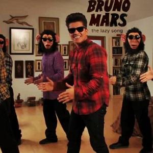 دانلود موزیک ویدیو The Lazy Song از Bruno Mars با زیرنویس فارسی