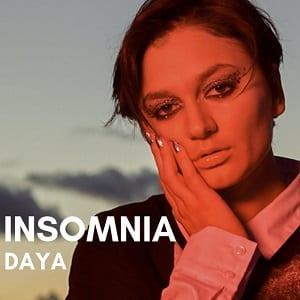 دانلود موزیک ویدیو Insomnia از Daya با زیرنویس فارسی