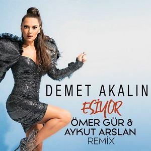 موزیک ویدیو Esiyor از Demet Akalın با ترجمه فارسی و ترکی