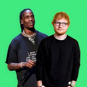 دانلود موزیک ویدیو Antisocial از Ed Sheeran & Travis Scott با زیرنویس فارسی