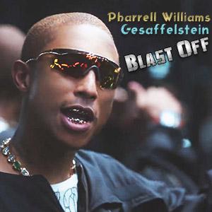 موزیک ویدیو Gesaffelstein & Pharrell Williams - Blast Off با زیرنویس فارسی