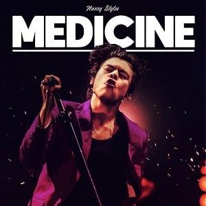 دانلود اجرای زنده Medicine از Harry Styles با زیرنویس فارسی