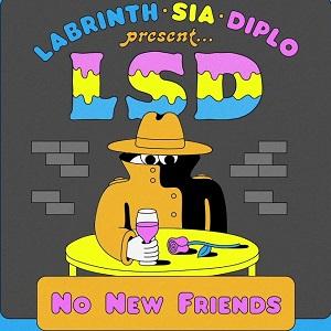 دانلود موزیک ویدیو No New Friends از LSD با زیزنویس فارسی