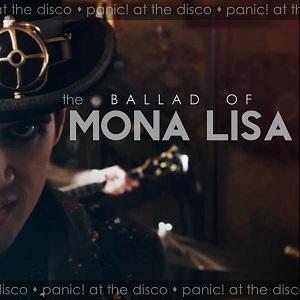 دانلود موزیک ویدیو The Ballad Of Mona Lisa از Panic! At The Disco با زیرنویس فارسی